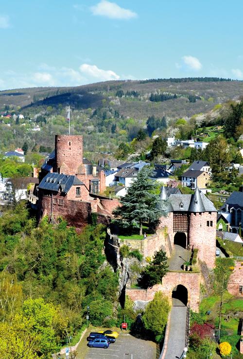 Burg Heimbach