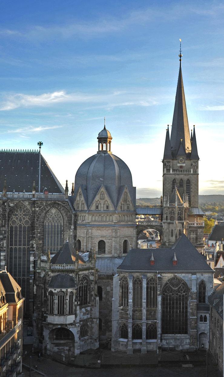 Beitragsbild Aachener Dom